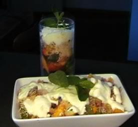 Ambrosia-Salat