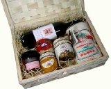 Gourmet-Geschenkkorb