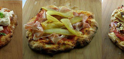 Gourmet Pizza Rezepte