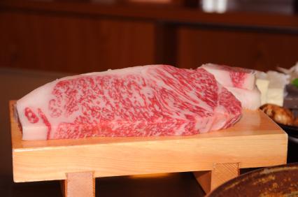 Kobe Beef Wagyu Steak