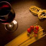 mit Wein kochen