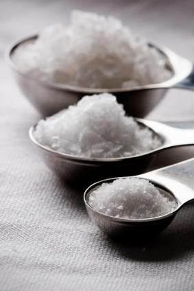 Leichte Küche Salz