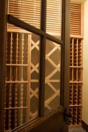 Weinlagerung - Wall Mount Wine Rack